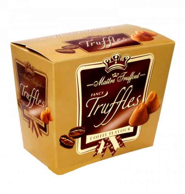 truffies    coffe flavour