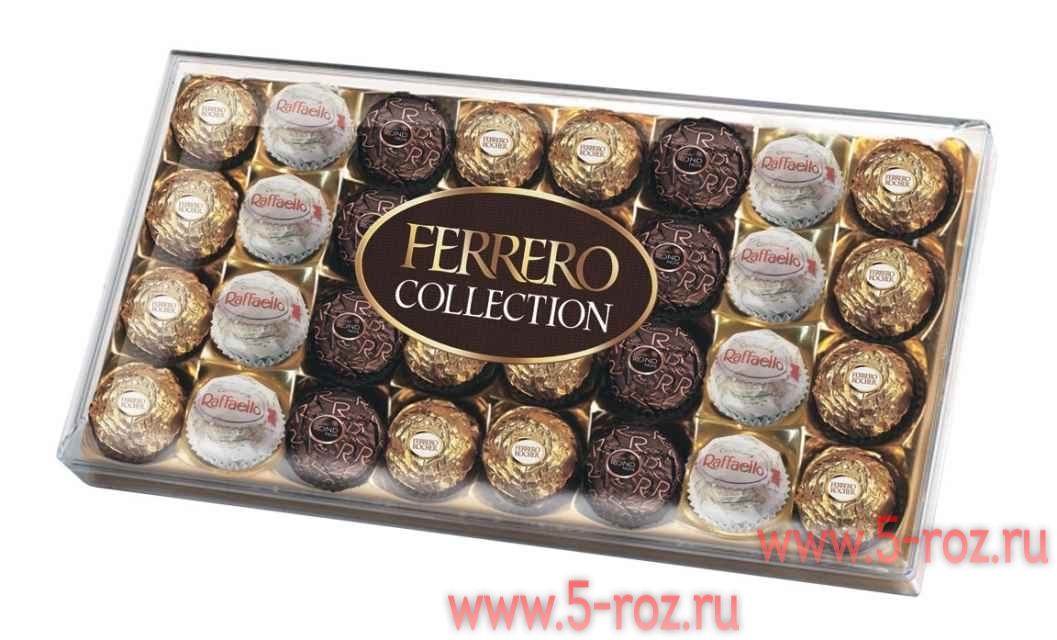 Ferrero collection конфеты